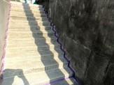 階段マスキング