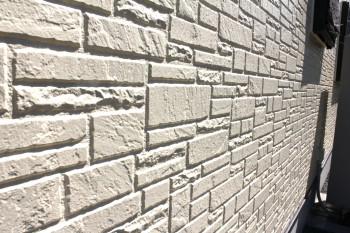光触媒・フッソ塗料外壁塗装後