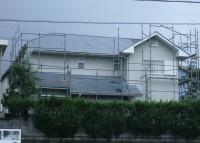 屋根・外壁Before