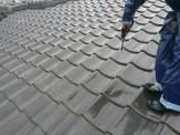 屋根 洗浄