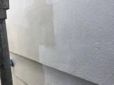 外壁下地調整塗付作業