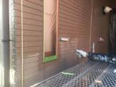外壁下塗り塗付