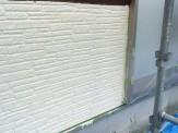 外壁2色塗り分け①